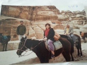 Esther & Benny in Petra